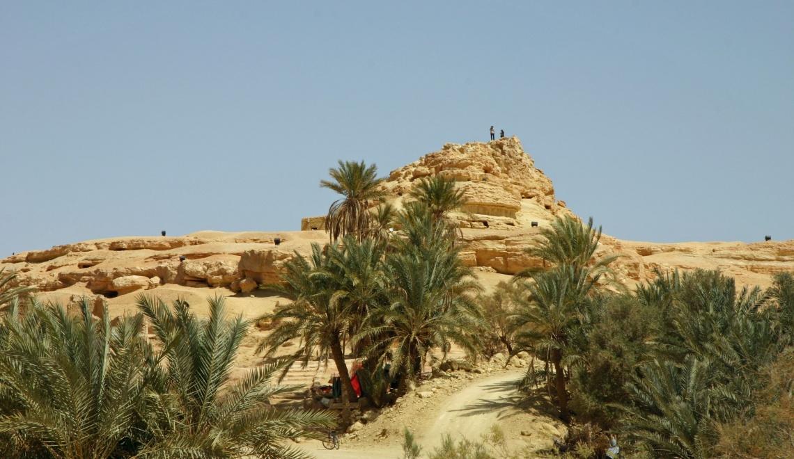 Egypte – Siwa la berbère