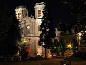 Cathédrale Saint-Mammès