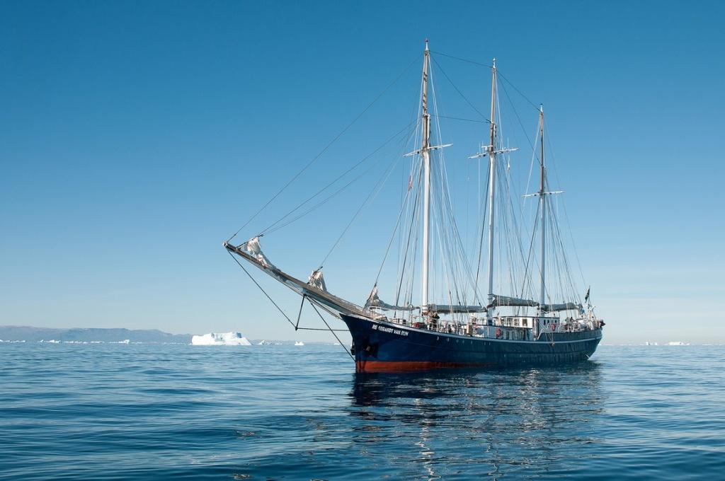 Croisière Groenland - Vieux-gréement, icebergs & vestiges vikings_copyright Gérard Bodineau