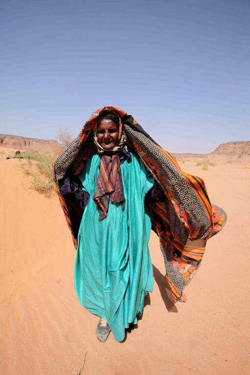 Lybie – Désert de l'Akakus