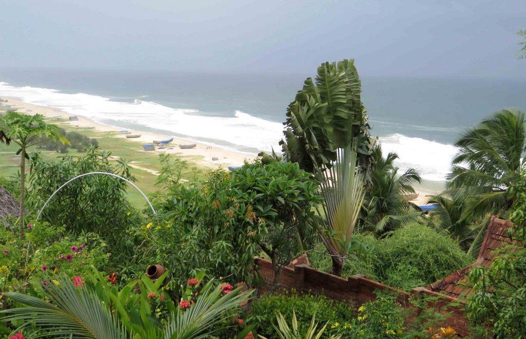 Inde – Kerala : Cure ayurvédique à Somatheeram