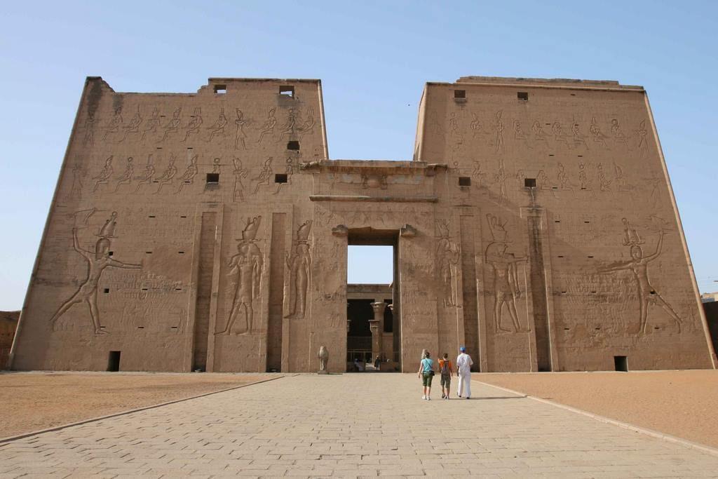 temple d'Edfu