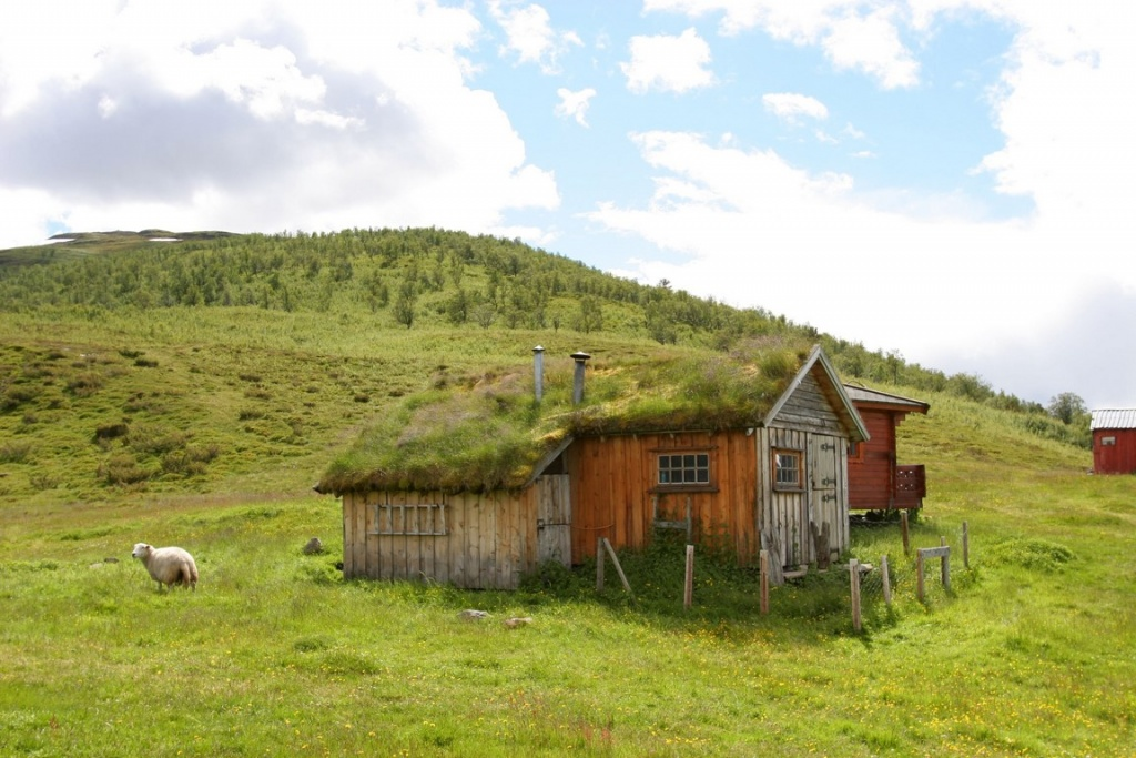 La hytte est aux Norvégiens ce que la cabane est aux Canadiens : un petit chalet plus ou moins aménagé.