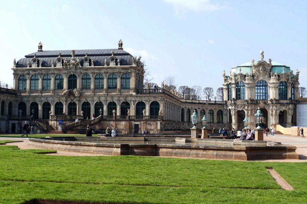 Palais de Zwinger.