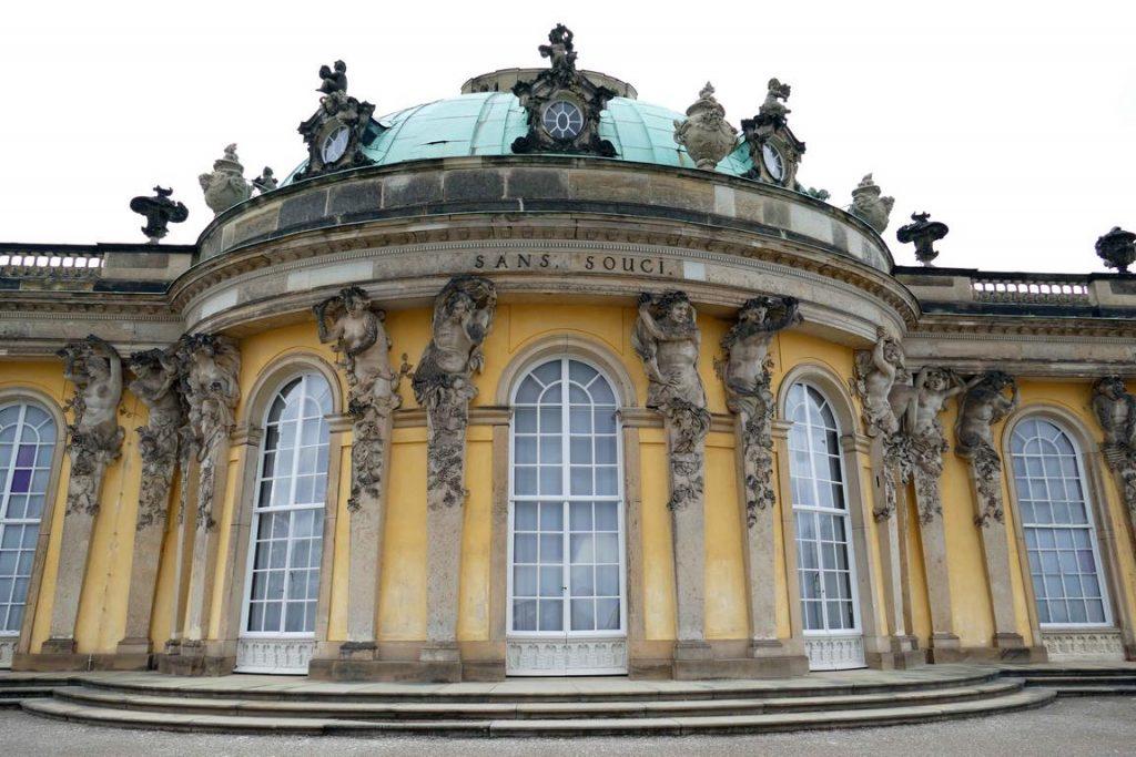 Château de Sanssouci.