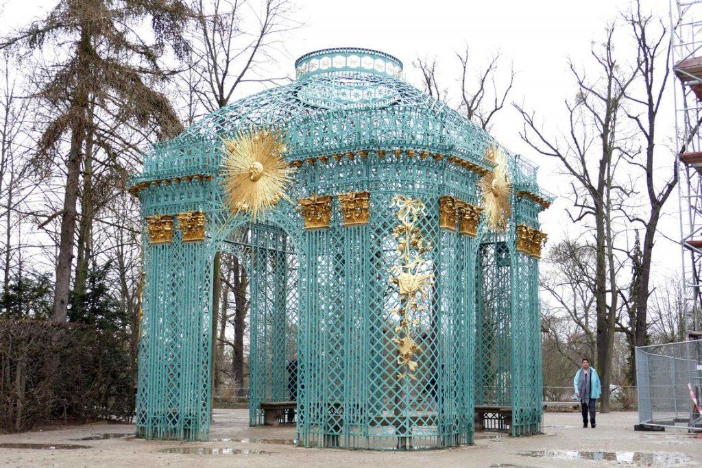 Gloriette du château de  Sanssouci.