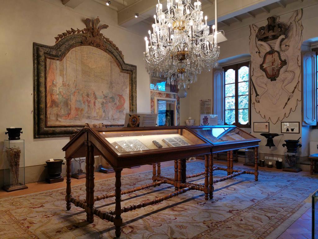 La salle des mortiers est sans doute la plus belle salle du musée.