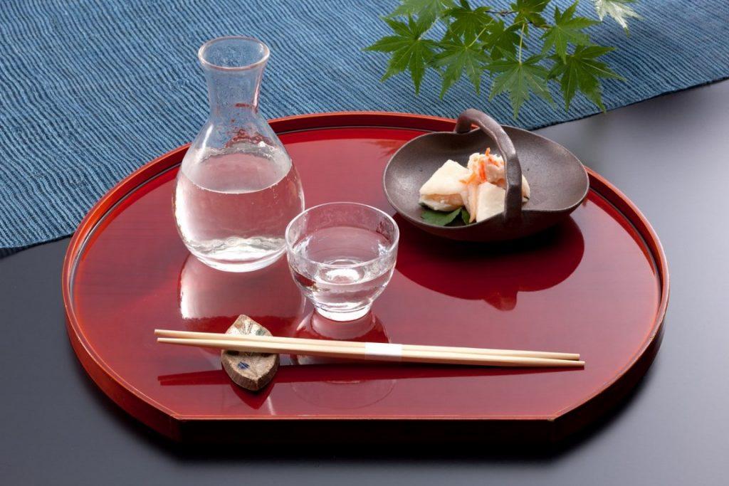 Service à saké/JNTO