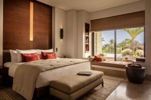 Anantara Resort, Tozeur, chambre de luxe.