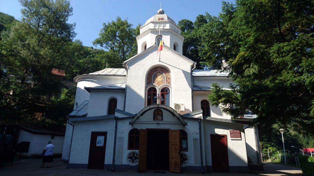 Petite église orthodoxe de Băile Herculane.