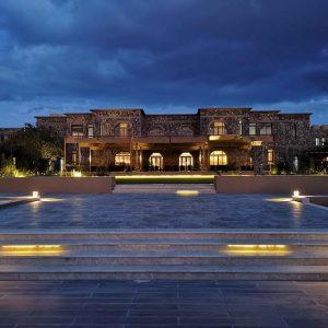 Oman. Hôtel Sahab by Al Nahda.