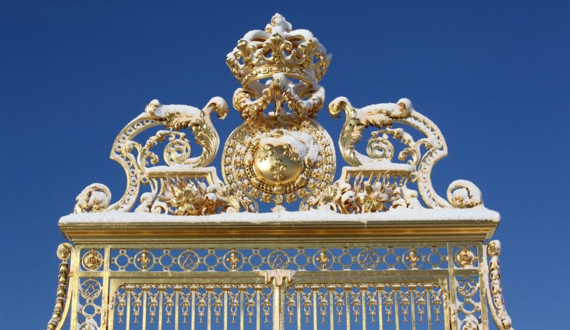 Versailles : éphémères jardins d'hiver